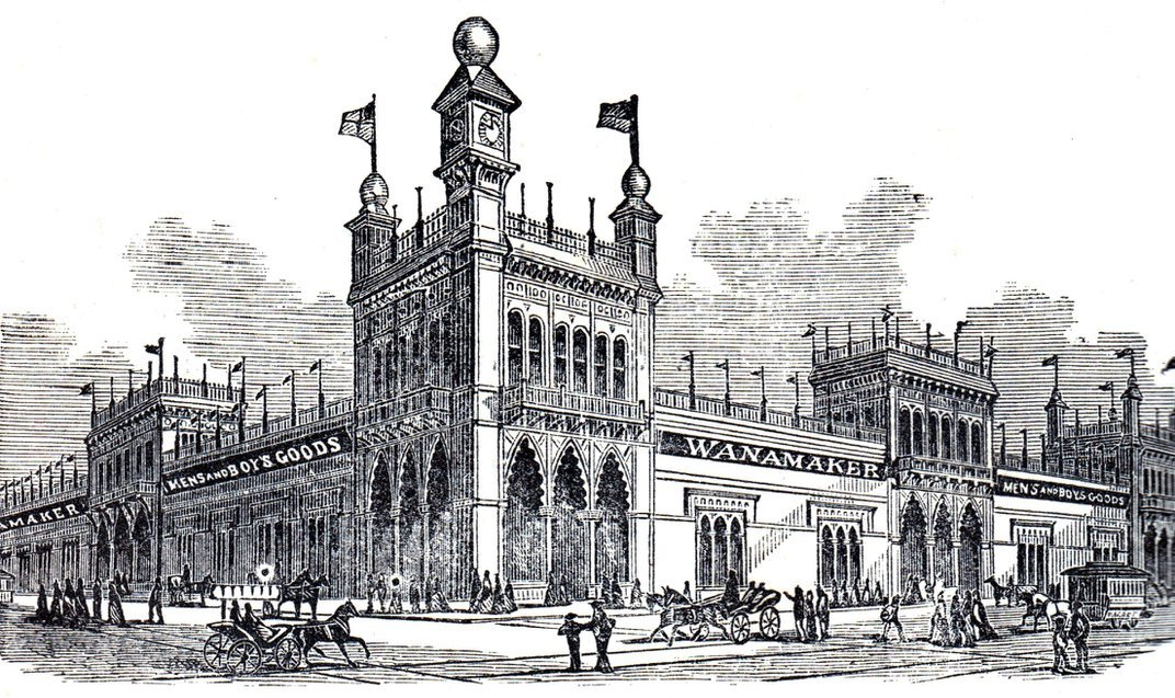 What a Hundred-Year-Old Department Store Can Tell Us About the Overlap of Retail, Religion and Politics