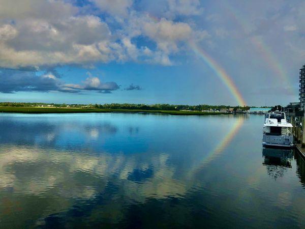 Double rainbow thumbnail