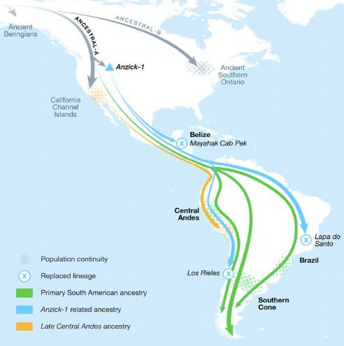 This Week Has Offered a Slew of Insights on the Western Hemisphere's First Humans