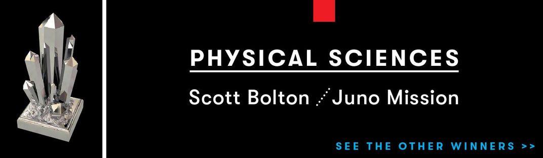 Meet Scott Bolton, the Visionary Behind the NASA Mission to Jupiter