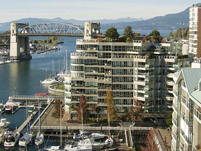 Vancouver has the fastest-growing residential population of any downtown in North America.
