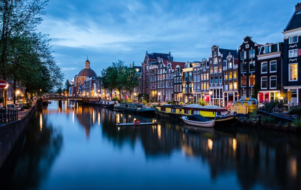 Grand Canal Amsterdam thumbnail