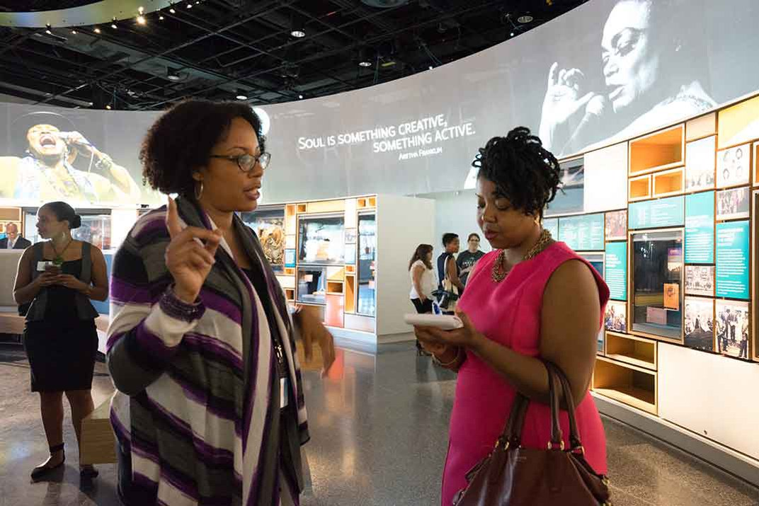 How Did Smithsonian Curators Pack 200 Years of African-American Culture in One Exhibition?