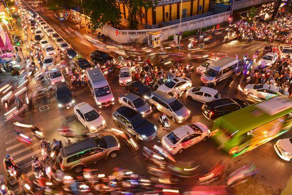 Rush Hour in Ho Chi Minh City thumbnail