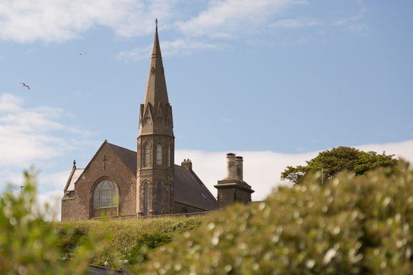 St. James Church in Lossiemouth, Scotland thumbnail