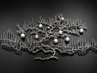 In the ninth edition of the Renwick Invitational, artists Lauren Fensterstock, Timothy Horn (above: Gorgonia 12, 2016), Debora Moore and Rowland Ricketts offer viewers entrancing new perspectives on the natural world.