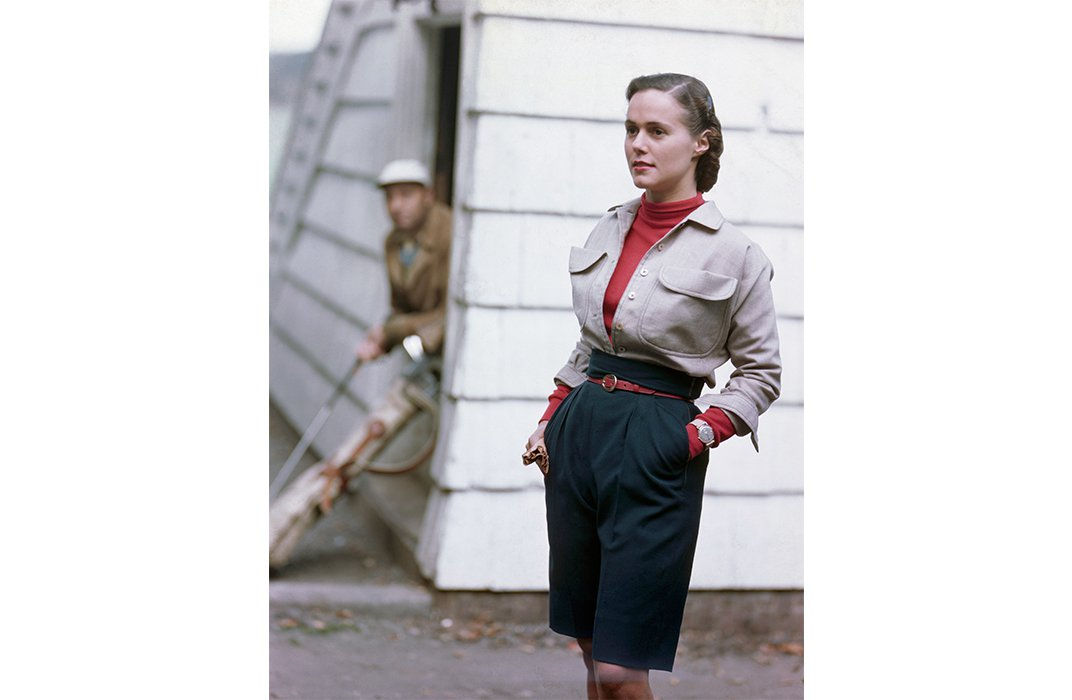 What a 1950s Fashion Maven Might Teach Us About What To Wear