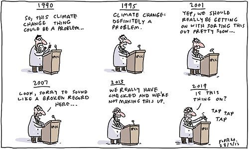 Why Doesn't Anyone Know How to Talk About Global Warming?