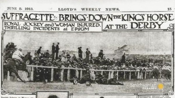 Preview thumbnail for The Suffragette Who Was Killed by King George V's Horse
