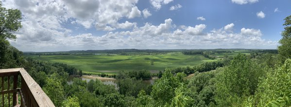 Columbia MO Eagle Bluffs Overlook thumbnail