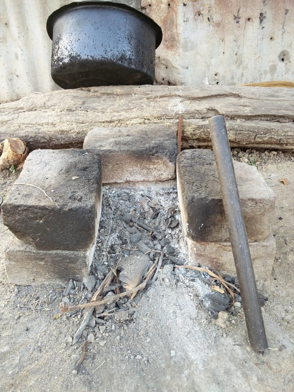 Indian Rural Cooking Gas Stove! thumbnail