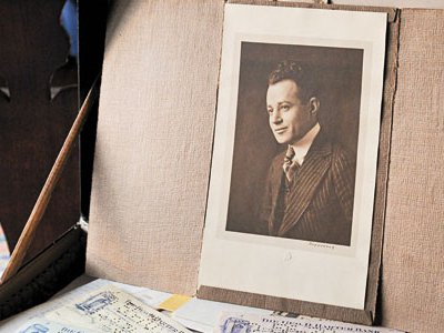 """In 2008, Ted Gup was handed a battered suitcase by his mother; it contained conceled checks and old letters addressed to """"B. Virdot"""". Thus began a search for the stories behind the letters."""