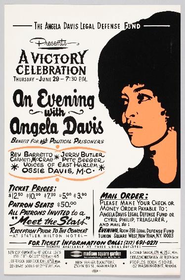 An Evening with Angela Davis
