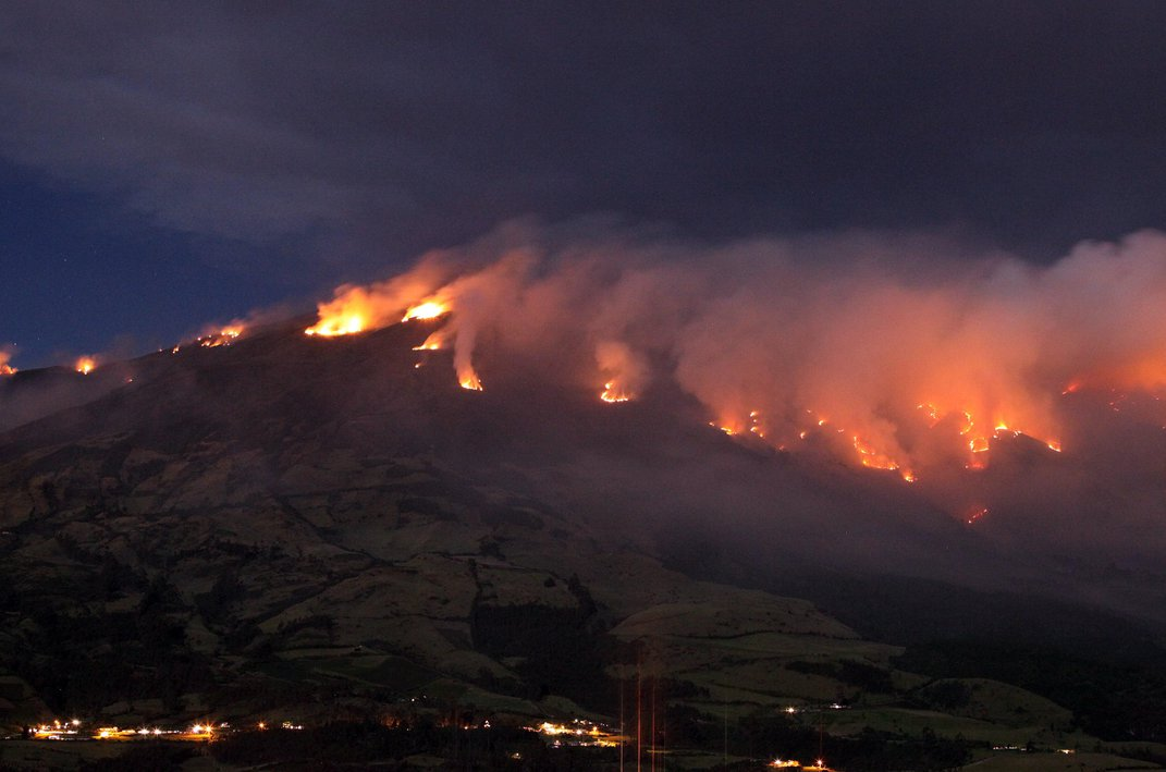 What Makes A Volcano Dangerous? People
