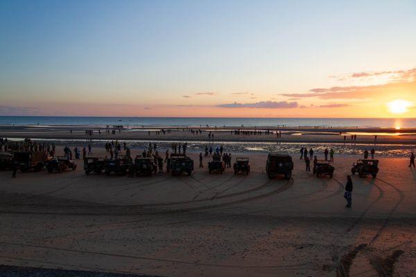 Omaha Beach, 75 Years Later thumbnail