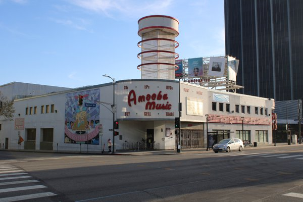 Amoeba Music Store Original Location thumbnail