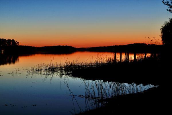 Sunset at Svärdsö thumbnail