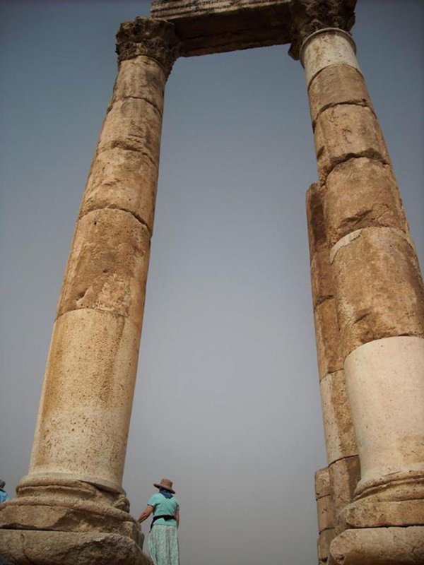 The arch of Hercules, a Roman ruin thumbnail