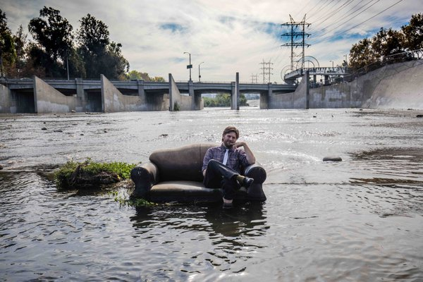Lunch Break in the Los Angeles River thumbnail