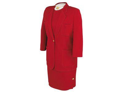 Secretary Albright's dress for succession.
