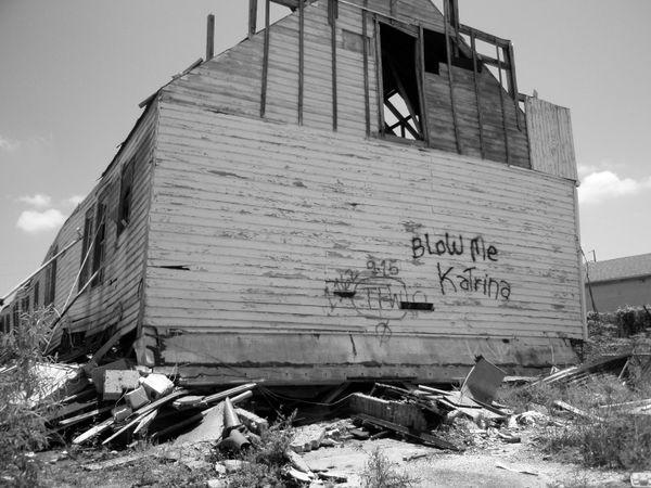 "Remanence from Hurricane Katrina - ""Blow Me Katrina"" thumbnail"