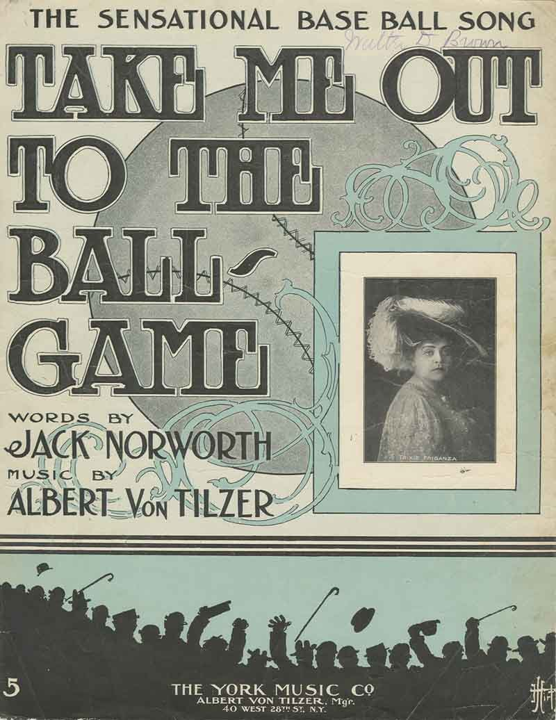 The Feminist History of 'Take Me Out to the Ball Game'