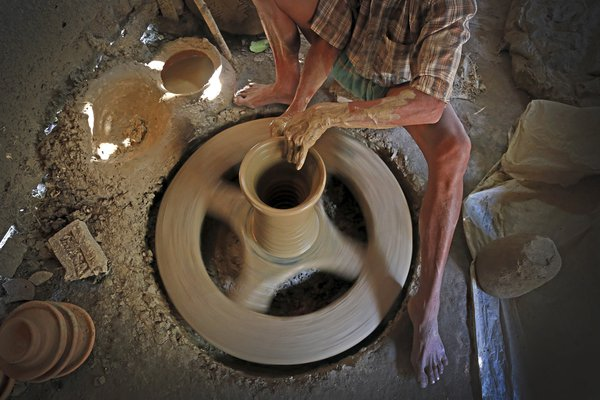 Pottery Worker thumbnail