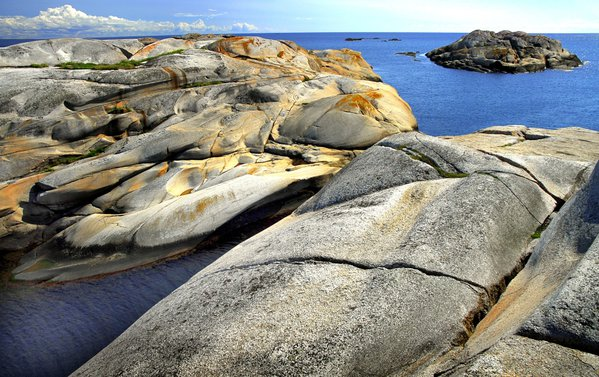 The photo represent one moment from North-See Norwegian coasts... thumbnail