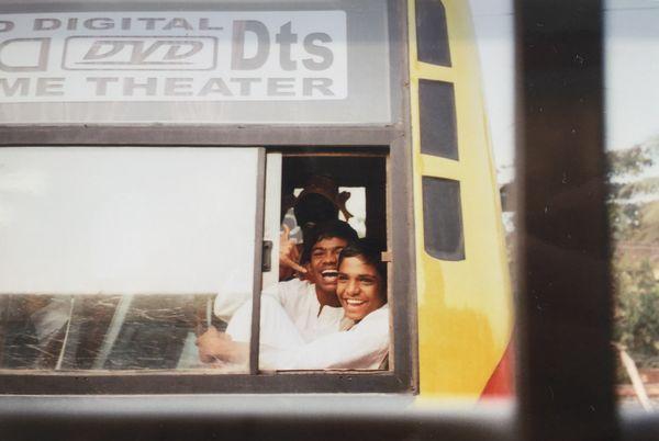 The joyful children of Mumbai.  thumbnail