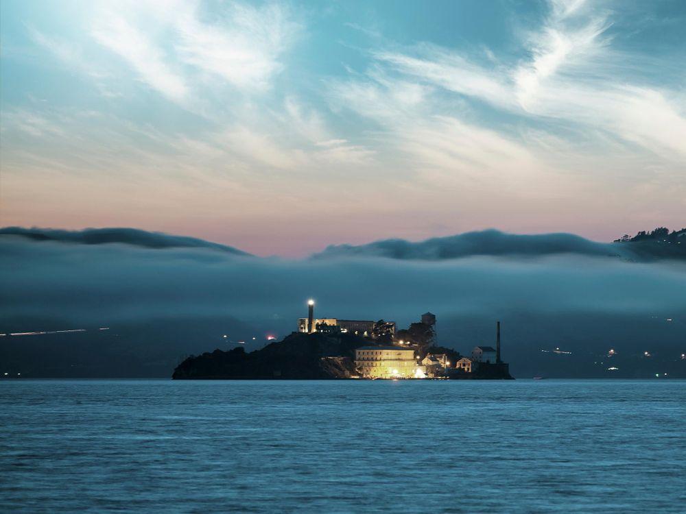 Alcatraz Island opener