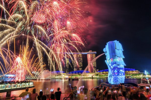 Chinese New Year Celebrations in Singapore thumbnail