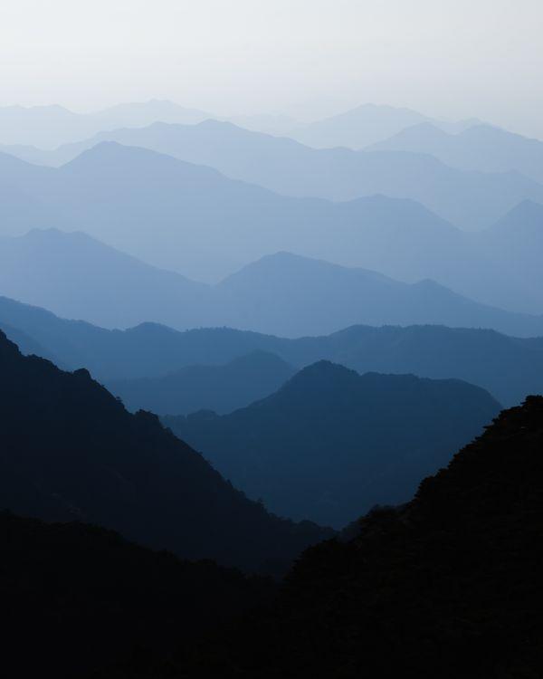 A Blue Yellow Mountain thumbnail