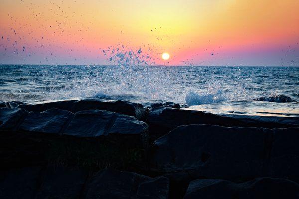 Sunset Splash thumbnail