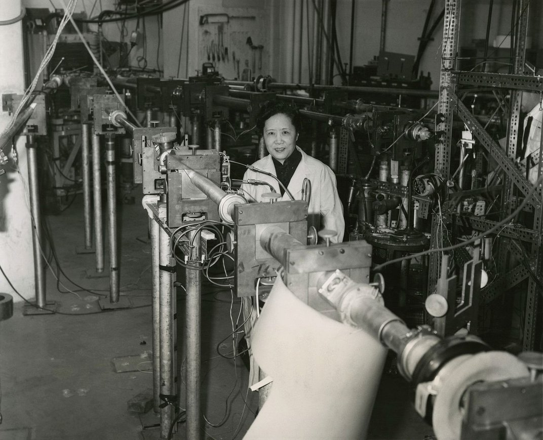 U.S. Postage Stamp Will Honor the 'First Lady of Physics'