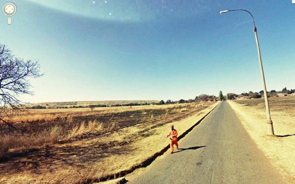 Amazing Shots Captured by Google Street View