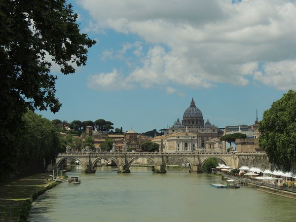 Across the Tiber thumbnail
