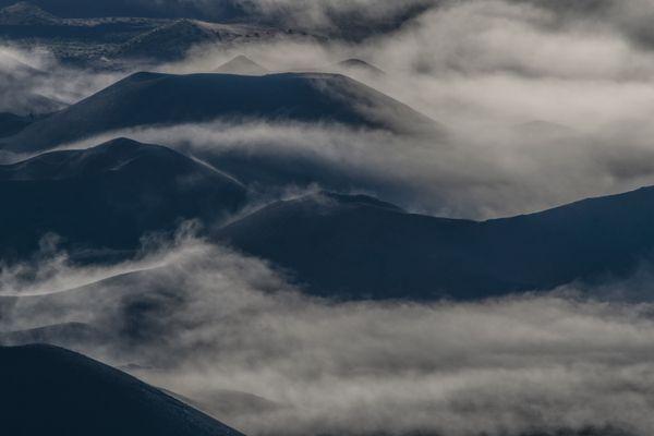 Mist over Haleakala thumbnail