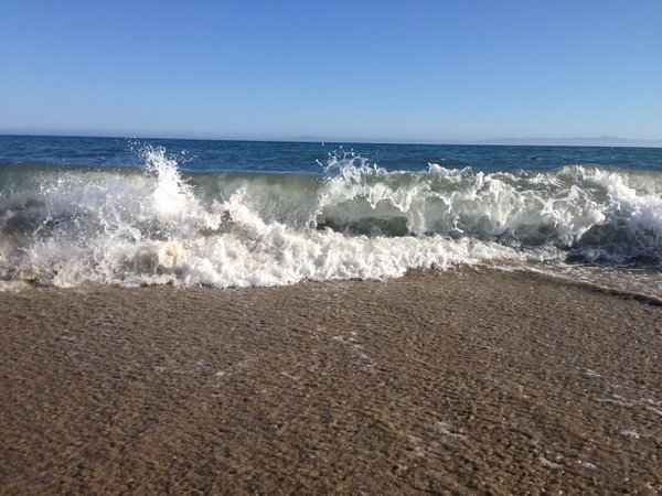 Life are waves; unpredictable and beautiful  thumbnail