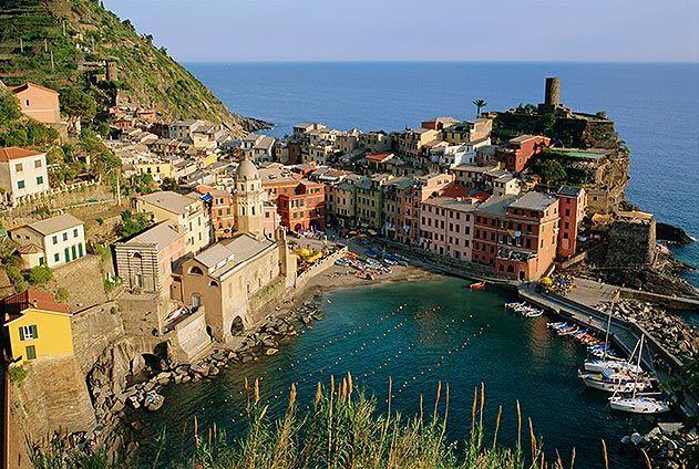 Cinque Terre Italy