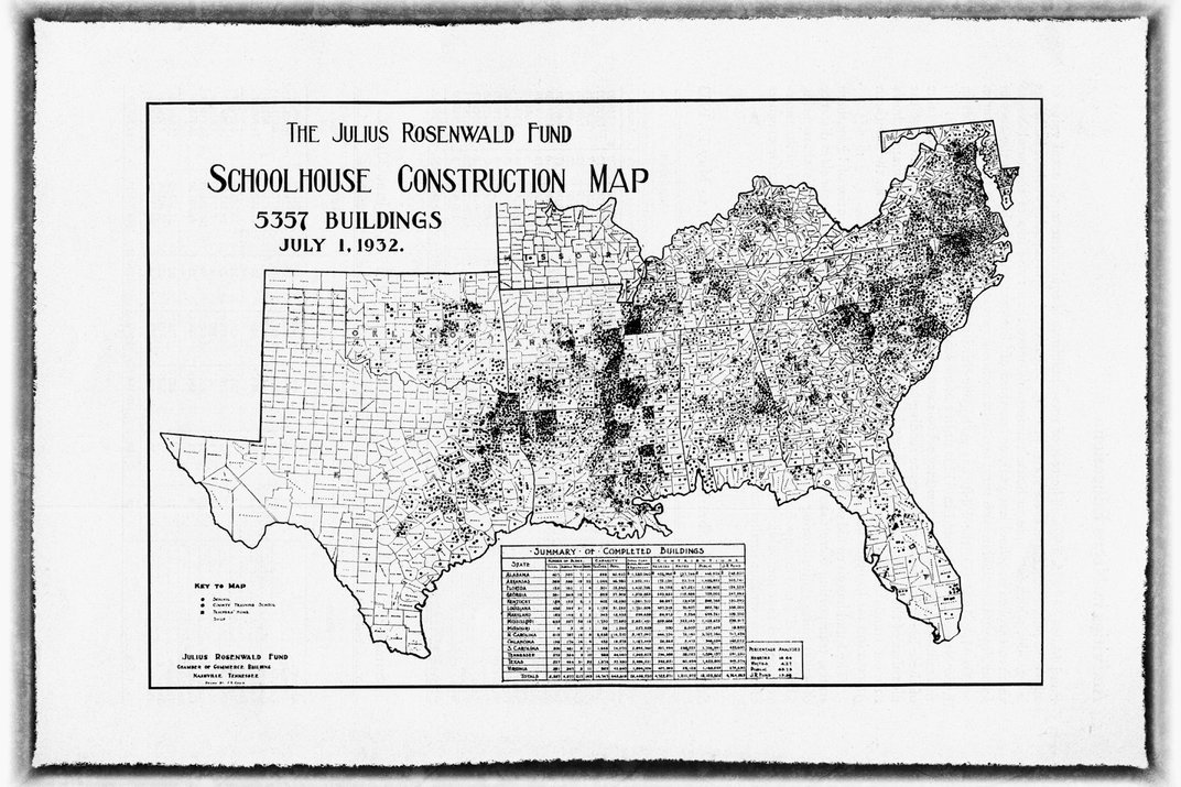 How the Rosenwald Schools Shaped a Generation of Black Leaders