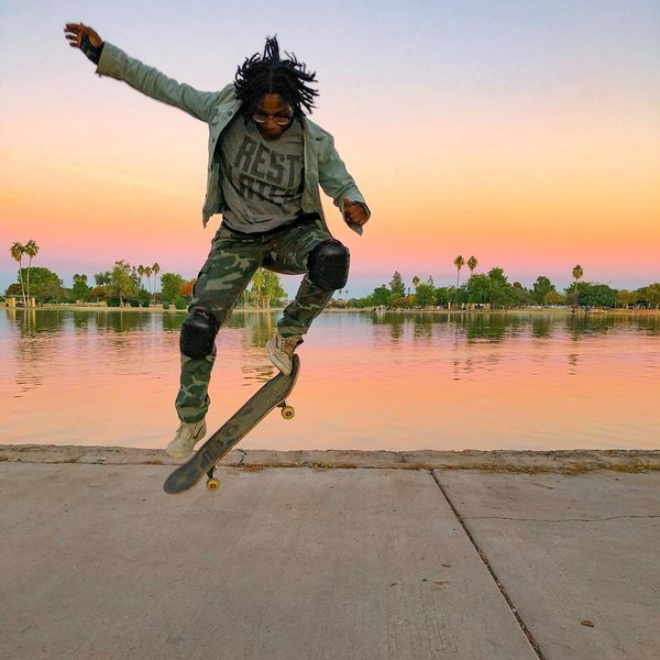 Ollie into the Sunset thumbnail