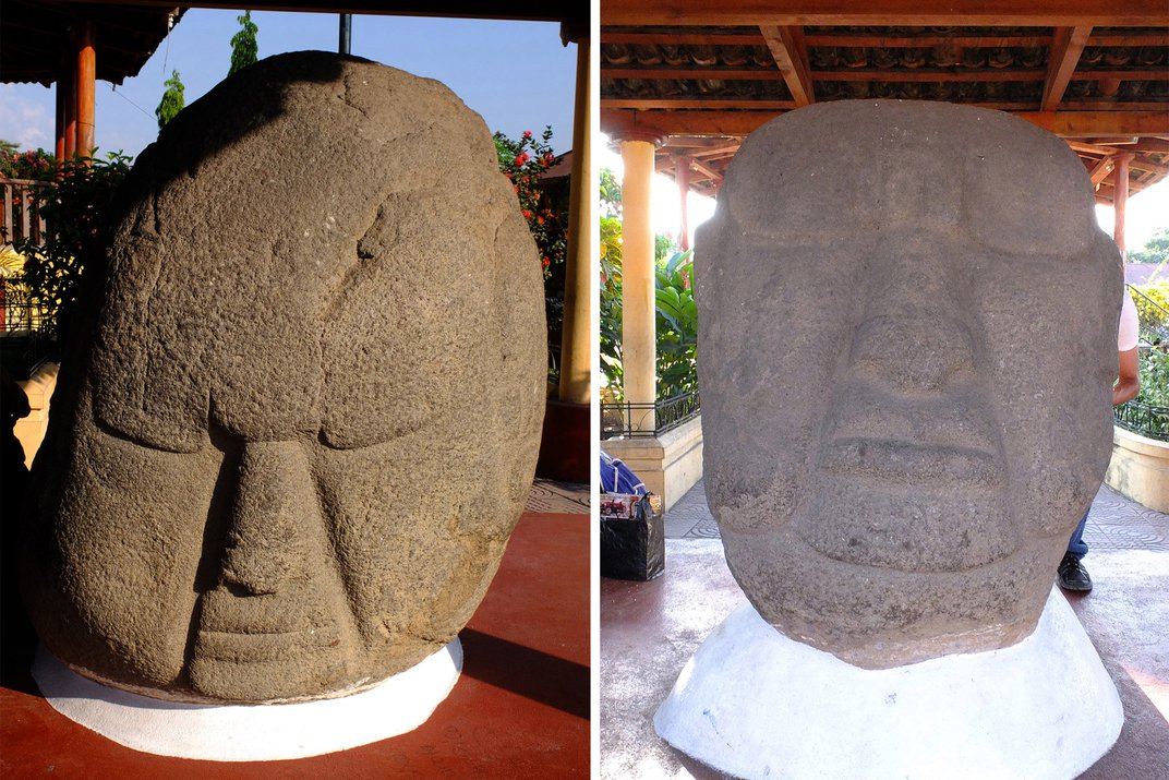 Mesoamerican Sculptures Reveal Early Knowledge of Magnetism