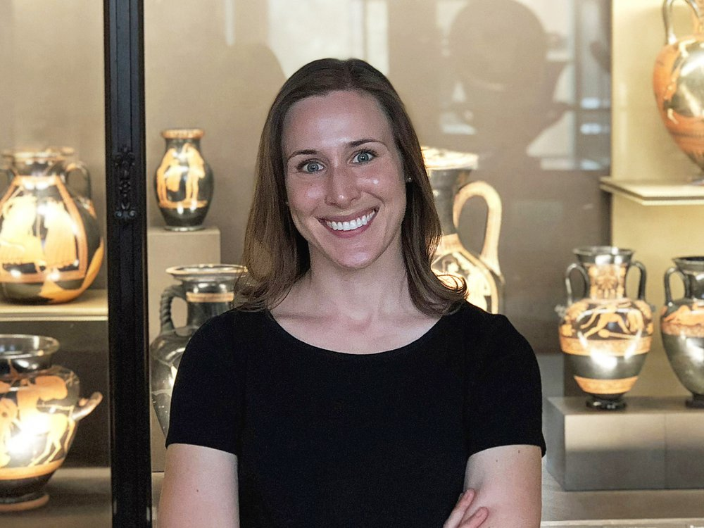 Art historian Renee Gondek will discuss the disasters of Ancient Thebes in live, virtual Smithsonian Associates event on June 4.