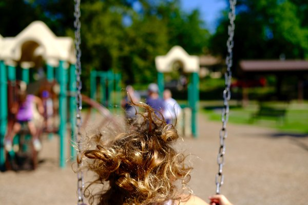 On the swing thumbnail