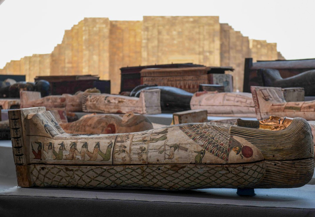 Archaeologists Are Just Beginning to Unearth the Mummies and Secrets of Saqqara