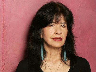 Joy Harjo is the author of eight poetry books, among them The Woman Who Fell From the Sky, which received the Oklahoma Book Arts Award.