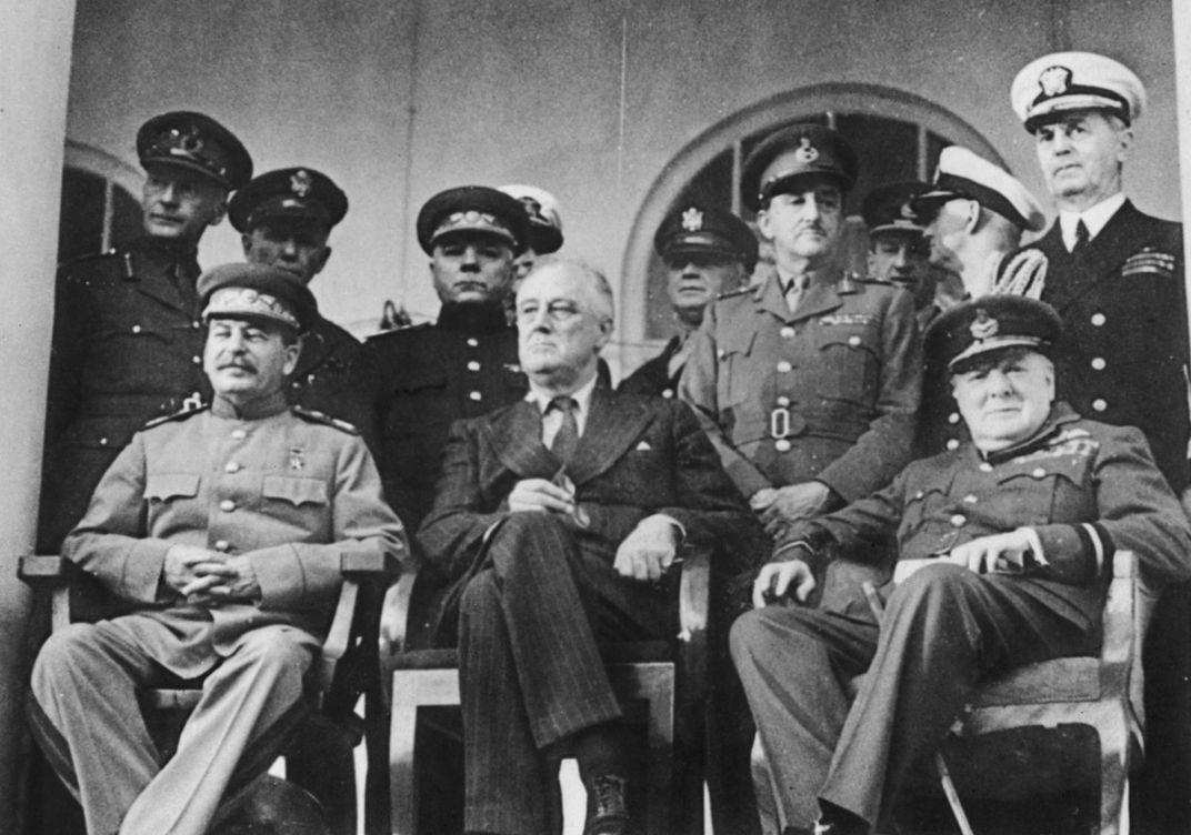 The Hidden Power Behind D-Day