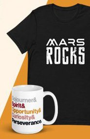 Preview thumbnail for Shop the Limited-Edition Mars Collection