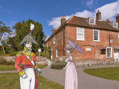 Over the last nine months, Jane Austen's House has found inventive new ways to keep Janeites diverted during quarantine.