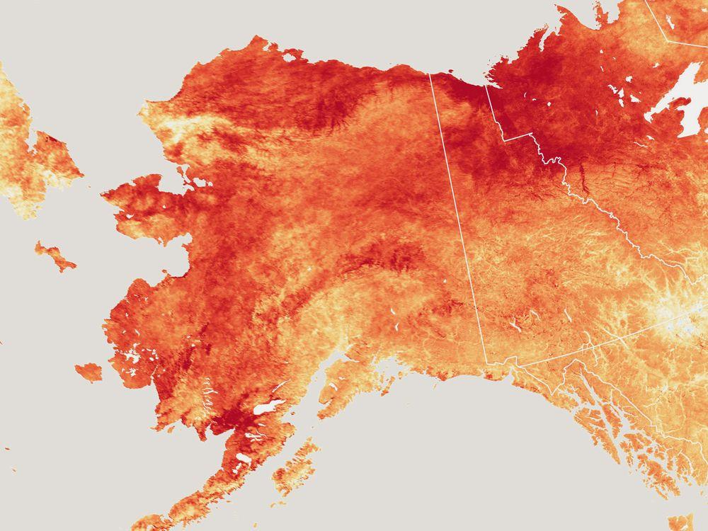 Alaska Heat